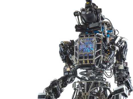 DARPA's Newest Robot Is The Coolest And Most Terrifying Creation Yet | Science, Technology, and Current Futurism | Scoop.it