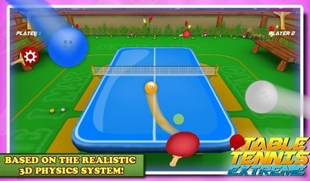 Table Tennis Extreme - Android Apps on Google Play | Android Kids Games for FREE | Scoop.it