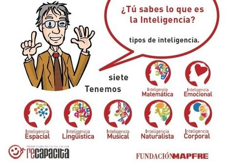 Guías Didácticas para trabajar las Inteligencias Múltiples (Descarga) | Educación y Cultura AZ | desdeelpasillo | Scoop.it