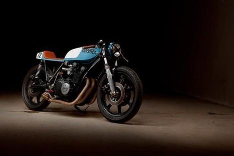 Fab '77 Yamaha XS750 / Ugly Motorbikes | '94 Ducati 900SS | Scoop.it