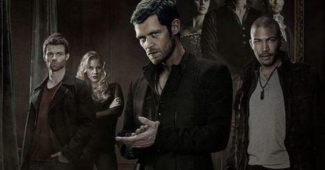 The Originals : des livres basés sur la série bientôt en vente - PureBreak | Communication | Scoop.it