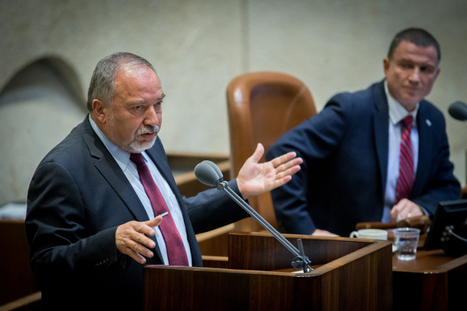 Liberman vows to improve conditions at West Bank crossings | Jewish Education Around the World | Scoop.it