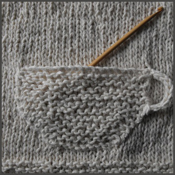 How-To: DIY Tea Cup Knitted Pocket Pattern | fibre life | Scoop.it