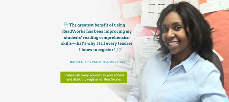 ReadWorks.org | The Solution to Reading Comprehension | New learning | Scoop.it
