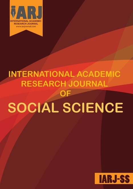 IAR Journal of Social Science | | Virtual R&D teams | Scoop.it