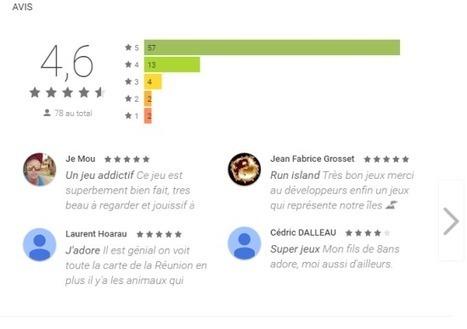 La diagonale du jeu à La Réunion! - Etourisme.info | Actualités e-tourisme et oenotourisme | Scoop.it