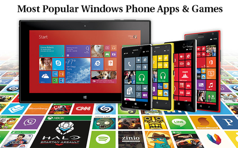 Top Free, Paid & Most Popular Windows Phone Apps & Games   Windows Mobile App Mart - Windows Mobile Phone News   Scoop.it
