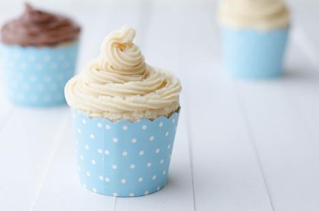Vegan Vanilla Cupcakes - One Green Planet | Food | Scoop.it
