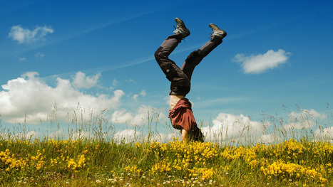 Why Flip The Classroom When We Can Make It Do Cartwheels? | HASTAC | Scoop.it