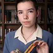 Centenaire 14-18 : Chloe Coules, 15 ans : « Mon arrière-arrière-grand-père s'était engagé à mon âge »   Nos Racines   Scoop.it