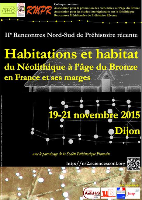 2e Rencontres Nord-Sud de Préhistoire Récente - Sciencesconf.org | Mégalithismes | Scoop.it
