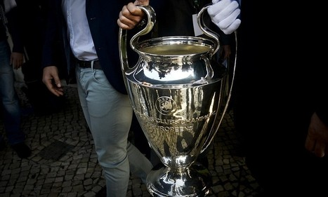 Champions League trophy arrives in Lisbon as Portugal prepares to host ... - Daily Mail | Champions League | Scoop.it