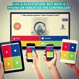 Gamify your classrooms with Kahoot. | ipadders.eu | Gamification and QR Bar Codes | Scoop.it