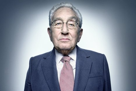The Lessons of Henry Kissinger | For reading | Scoop.it