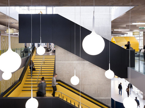 Coventry Hub by Hawkins\Brown, Coventry | Retail Design Review | Scoop.it