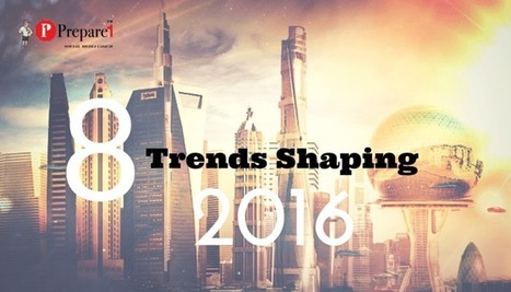 8 Powerful Trends That Will Shape 2016 | Social Media Coach | Prepare1 — Prepare 1 | Social Media  Coach | Scoop.it