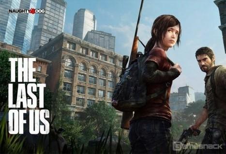 Ellie op de cover van The Last of Us | GameSnack | Video game nieuws community | Scoop.it