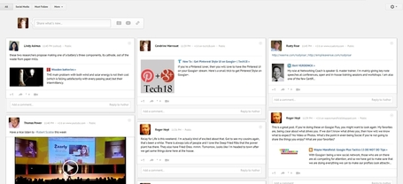Turn your Google+ news stream into Pinterest | Creative Ramblings - A Blog by Cendrine Marrouat | Social Media (network, technology, blog, community, virtual reality, etc...) | Scoop.it