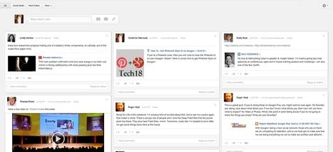 Turn your Google+ news stream into Pinterest   Creative Ramblings - A Blog by Cendrine Marrouat   Social Media (network, technology, blog, community, virtual reality, etc...)   Scoop.it
