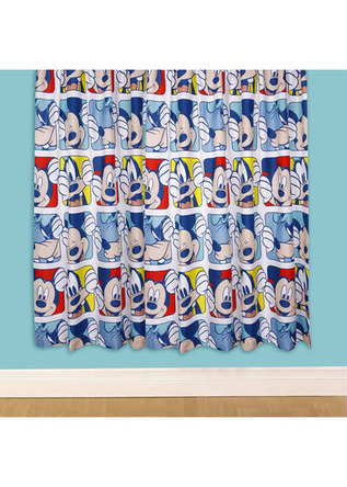 Mickey Mouse Play - Curtains Kids Mickey Mouse Bedroom Curtains | Which colour should be chosen for window curtains | Scoop.it