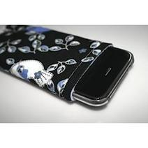How to sew a cozy pouch for your iPhone or iPod Touch   Technology from hitechmom.com   Scoop.it