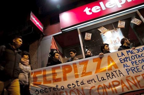 Telepizza, ¿el secreto está en la masa? | Política & Rock'n'Roll | Scoop.it