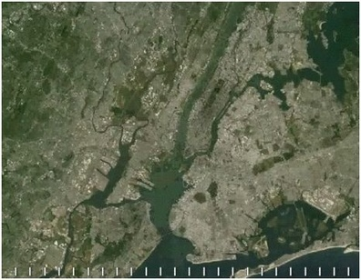 The Devastating Impact of 30 Years of Sprawl, As Seen From Space | The Nomad | Scoop.it