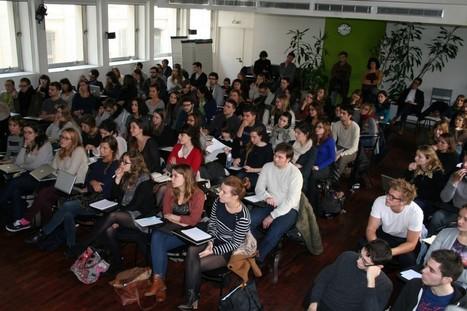 Les étudiants acteurs du changement à Nantes > c'est la Transition positive! | Enseignement Supérieur, Innovation et Territoire | Scoop.it