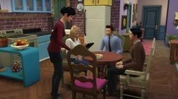 La série Friends recrée sur les Sims 4 une ouverture pour vendre de l'#immobilier | La revue de presse de l'immobilier | Scoop.it