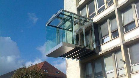 Ce prototype ouvre la voie aux vérandas d'immeuble   On en parle...   Bibliothèque de l'INSA de Strasbourg   Scoop.it