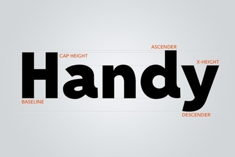 5 Tips For a Great Body Font | Basics and principles for a good  Web Design | Scoop.it