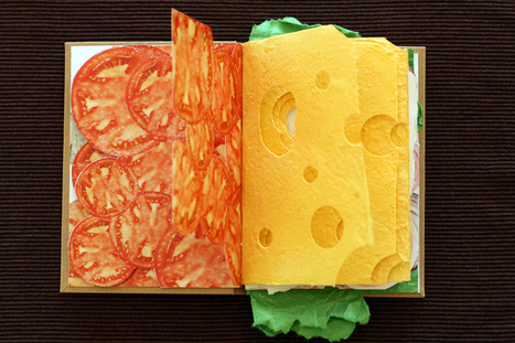 The Sandwich Book | Colossal | License to Read | Scoop.it