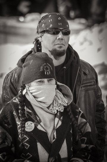 No Mine Rally Madison, Wisconsin 1/26/13. #IdleNoMore #BadRiver | IDLE NO MORE WISCONSIN | Scoop.it