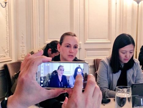 France's digital minister to Silicon Valley: Strong regulation is good for competition andinnovation | Tendances de com | Scoop.it