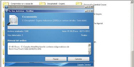 Mx One Guardian 4.5 [Antivirus para pendrive y pc] | Ciberseguridad + Inteligencia | Scoop.it