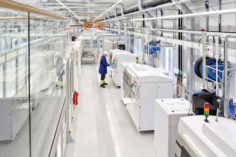 Siemens opens Sweden's first workshop for 3D printing metal components | 3D Printing | Scoop.it