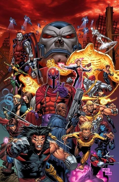 HEROS & Super /  CINEMA La Fox annonce ses films de super-héros jusqu'à 2018 ! | Héroïques ? | Scoop.it
