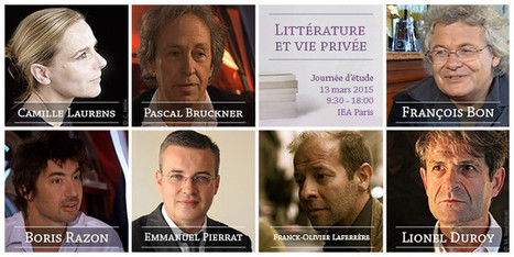 Littérature et vie privée | Edition en ligne & Diffusion | Scoop.it