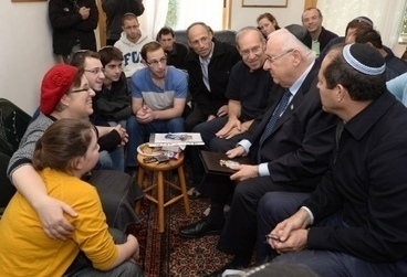 President Rivlin: Gush Etzion has become front line | Jewish Education Around the World | Scoop.it