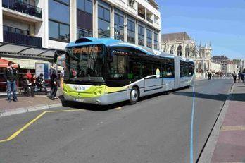 Caen : l'aéroport en bus en 30 minutes | FNAUT Pays de la Loire | Scoop.it