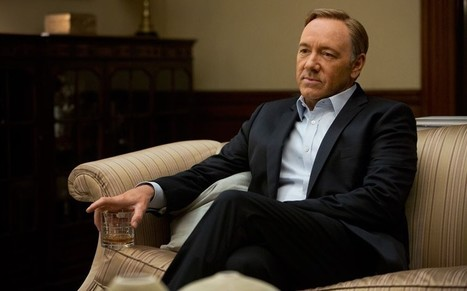 House of Cards: Netflix's experiment in binging pays off - Telegraph | Movies and TV, Linear and non Linear | Scoop.it