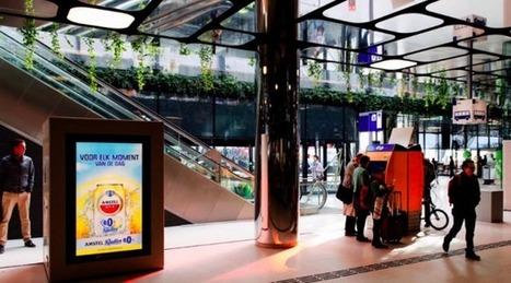» Pays-Bas : ExterionMedia, première major OOH à lancer un réseau digital   Affichage dynamique et PLV   Scoop.it
