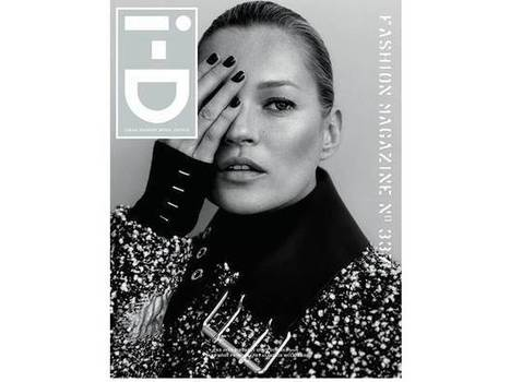 i-D magazine celebrates 35 years with 18 supermodel covers | D_sign | Scoop.it