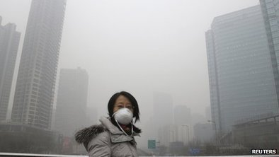 Smoggy Beijing sees lung cancer cases soar | Sustain Our Earth | Scoop.it