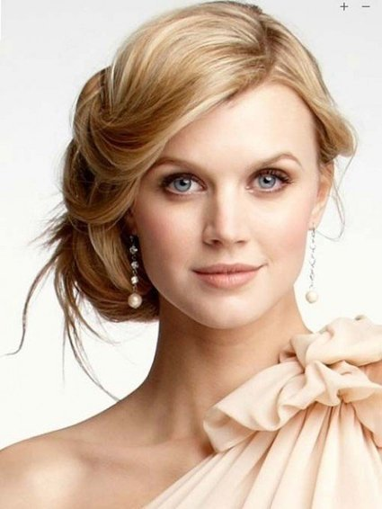 Low Updo is The Biggest Hairstyle Trend Nowadays | Women New Fashions | Scoop.it