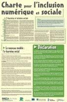 Charte pour l'inclusion numérique et sociale | Vers un EPN inclusif | Scoop.it