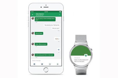 Smartwatch : face à l'Apple Watch, Google et Samsung contre-attaquent | Digital News in France | Scoop.it