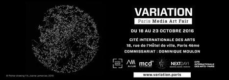 18>23.10.2016 - Variation Media Art Fair 2016 /// #mediaart #artnumerique | Digital #MediaArt(s) Numérique(s) | Scoop.it