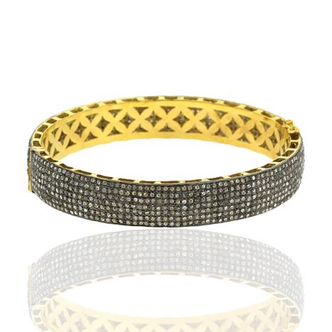 Pave Diamond Bangle | Diamond Jewelry | GemcoDesigns | Pave Diamond Bangle | Diamond Jewelry | GemcoDesigns | Scoop.it