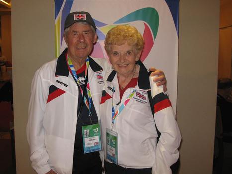 Renal transplant medal winner has more precious gift than gold | Transplant Sport | Scoop.it